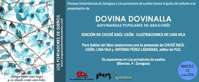 PRESENTACIÓN DOVINA DOVINALLA