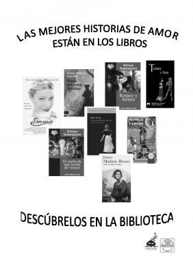 LAS MEJORES HISTORIAS DE AMOR OCURREN EN LOS LIBROS